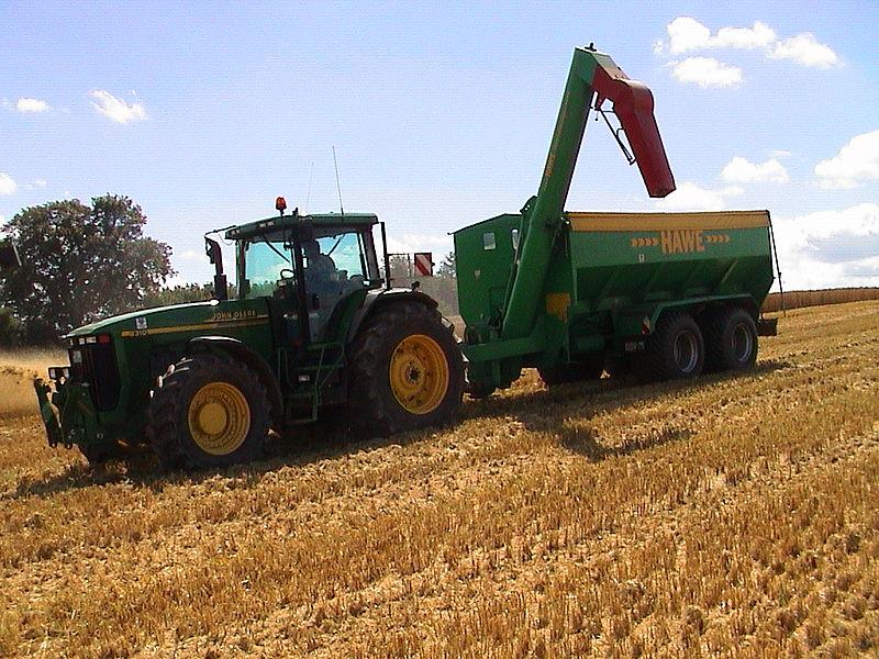 Importancia de la agricultura y la tecnología.
